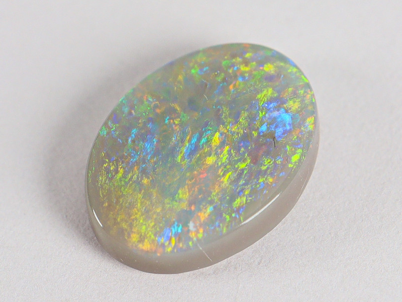 Lightning Ridge Australia - Solid Dark Opal - 1.5 cts