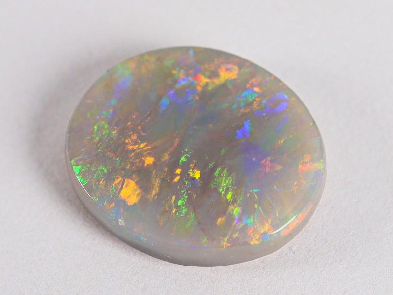 Lightning Ridge Australia - Solid Dark Opal - 1.6 cts