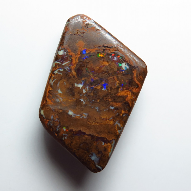 15.39ct Australian Boulder Matrix Opal Stone