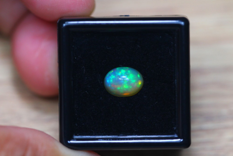 1.29Ct Natural Ethiopian Welo Solid Opal Lot W1144