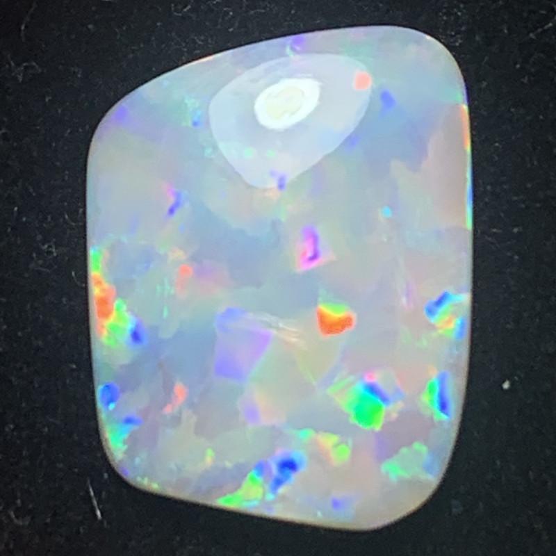 9.2CT Semi black Opal Ready to be set into Jewelry