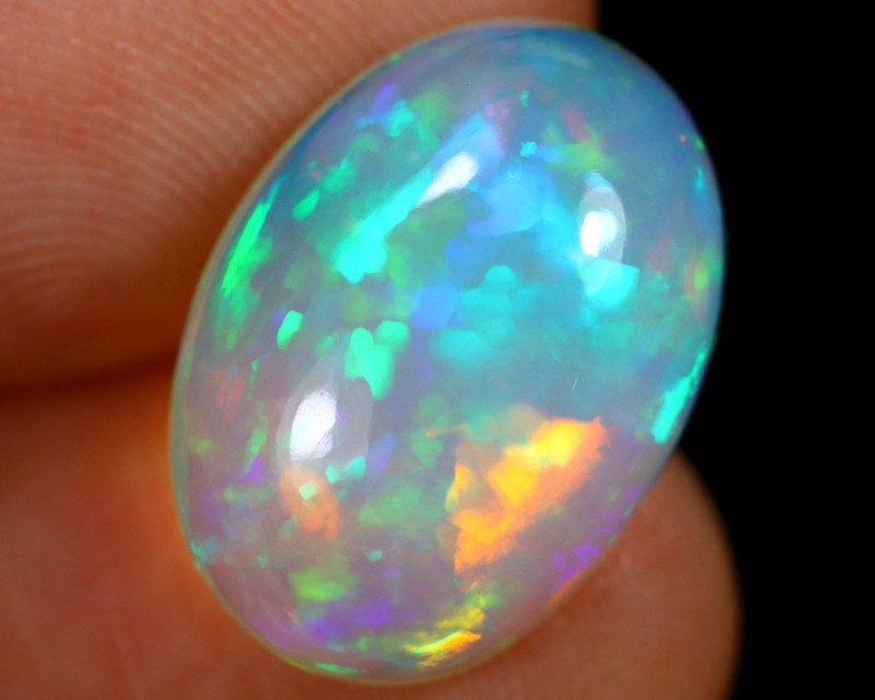 5.64cts Natural Ethiopian Welo Opal / ABF527