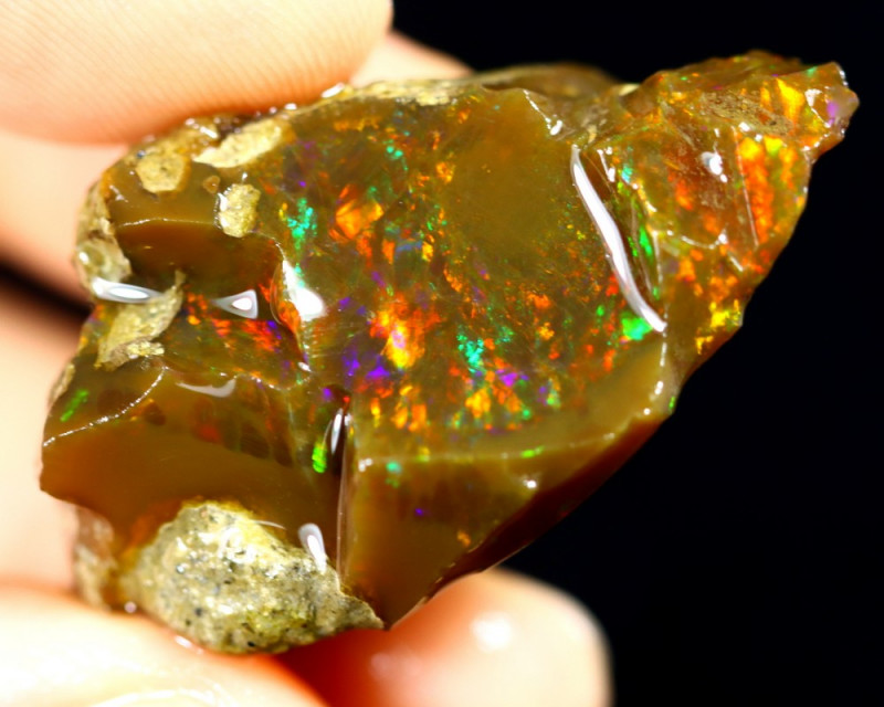 39cts Ethiopian Crystal Rough Specimen Rough / CR5726