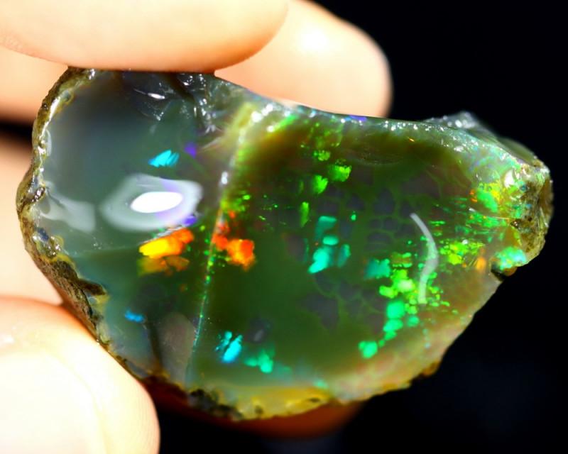 78cts Ethiopian Crystal Rough Specimen Rough / CR5729