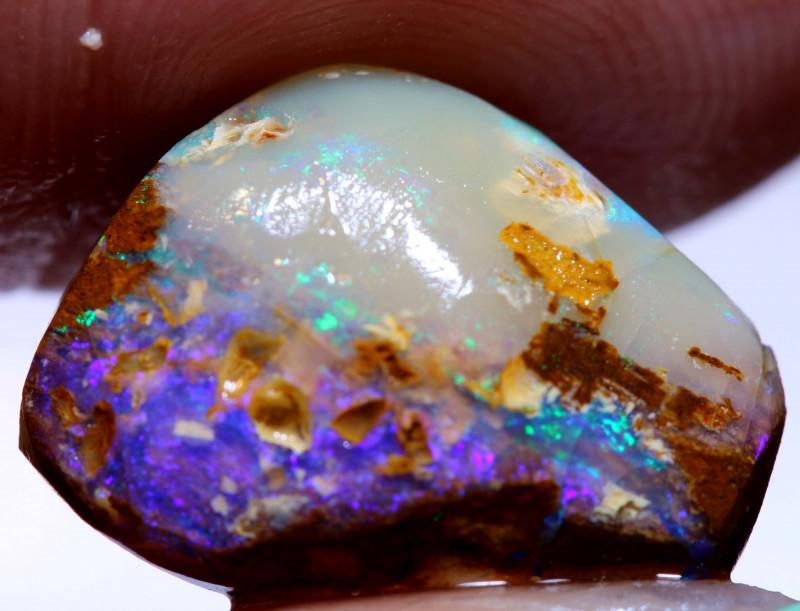 6.20 cts Boulder Pipe Opal Rub ADO-A881   adopals