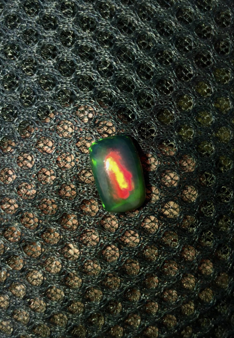 AAA Fire Full Opal 3.0 Ct Ethiopia Mined !