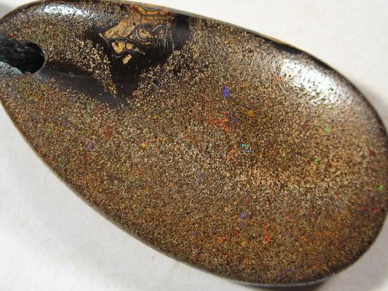YowahOpals*26.80ct - Boulder Matrix Opal  ^ PENDANT^
