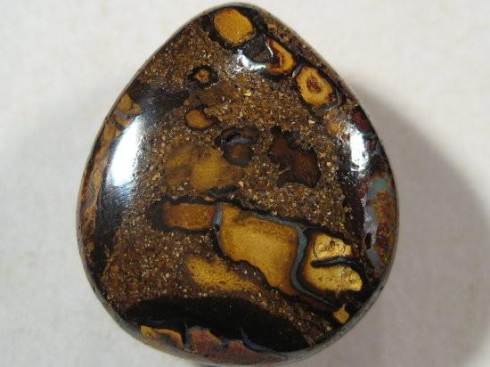 YowahOpals*19.75ct - Boulder Matrix Opal  ^ PENDANT^