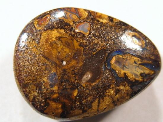YowahOpals*26.65ct - Boulder Opal  ^ Drilled PENDANT^