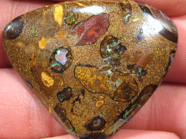 YOWAHOPALS* 57.10ct Conglomerate Opal - Queensland