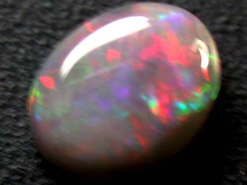 BEAUTIFUL FIRERY OPAL 0.95 CTS QO 2708