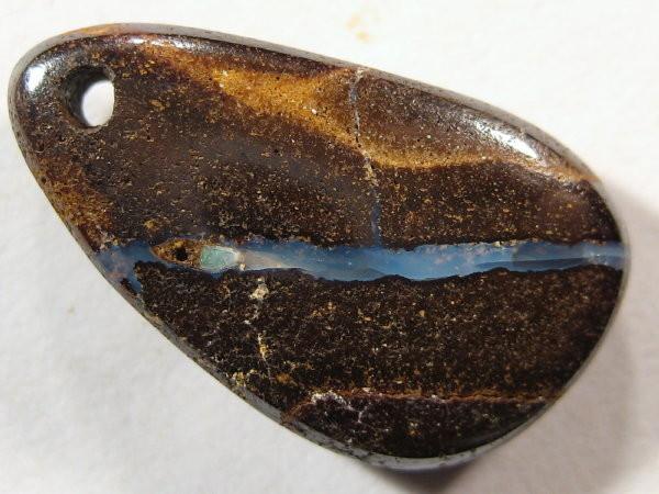 YOWAHOPALS*9.60ct -Boulder Matrix  Opal - PENDANT -