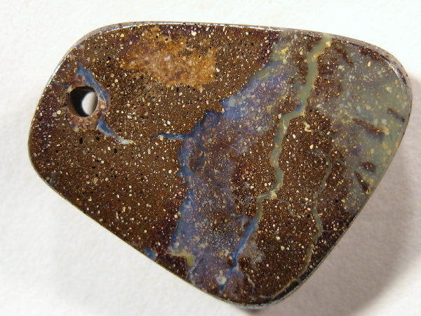 YOWAHOPALS*12.35ct -Boulder Matrix  Opal - PENDANT -