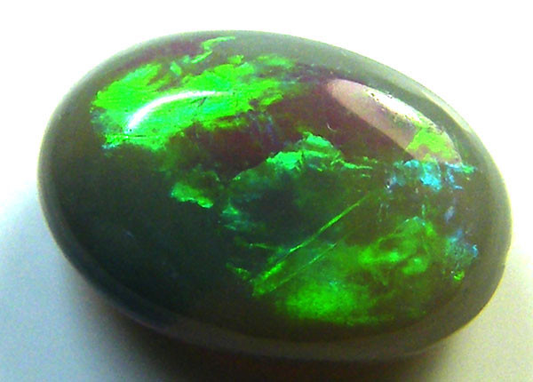 BEAUTIFUL FIRERY  OPAL 0.80 CTS QO 3030