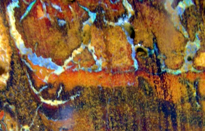 LANDSCAPE SLAB FROM YOWAH  85CTS  [BMA1013]