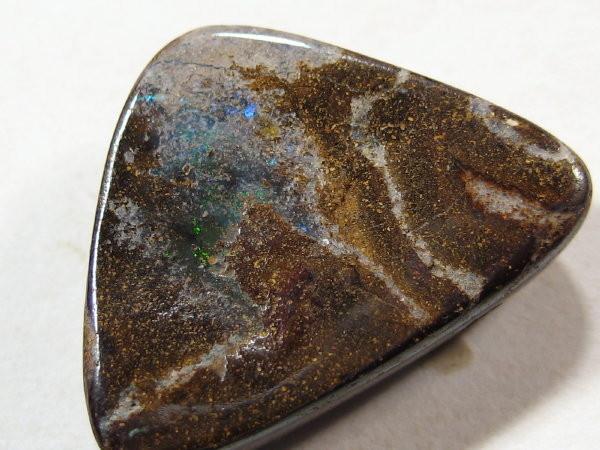 YOWAHOPALS*14.00ct Boulder Opal - DRILLED for  PENDANT