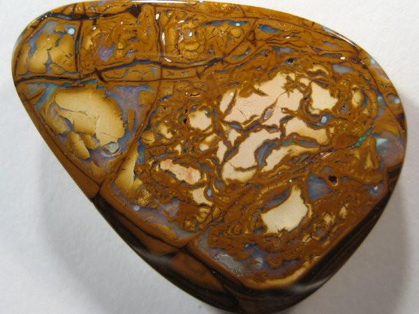 YowahOpals*61.05ct - Great Color Opal - Australia -