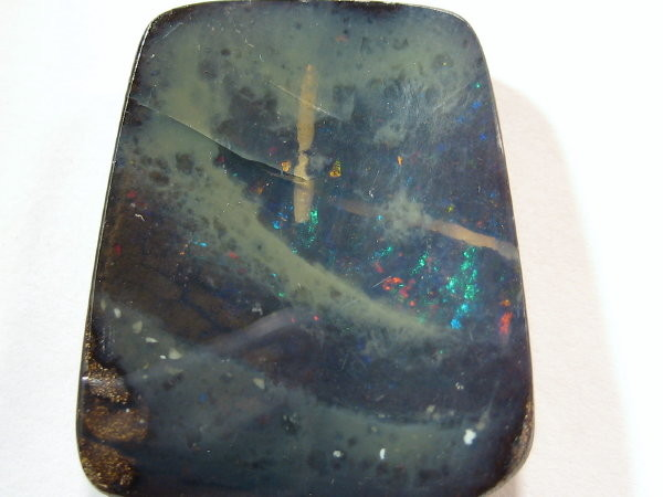 YOWAHOPALS*40.25ct Boulder Opal - DRILLED OPAL