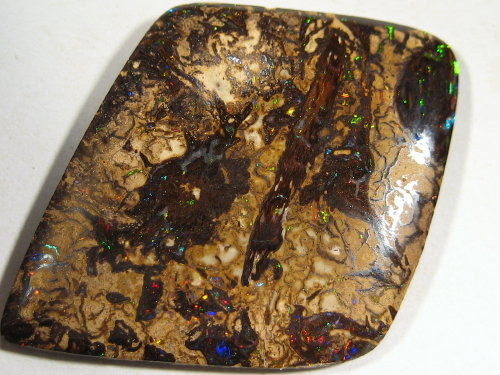 YowahOpals*26.35ct - Boulder Matrix Opal - Australia -