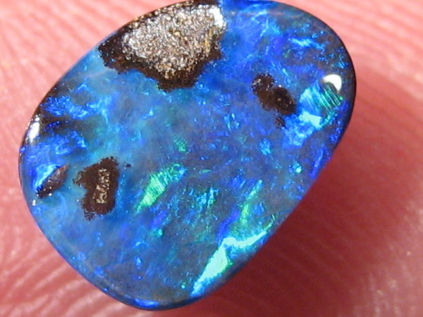 YOWAHOPALS* 1.30ct Lovely Blue Boulder Opal