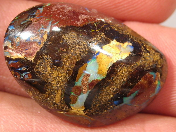 YOWAHOPALS*36.80ct Natural Beautiful Boulder Opal-