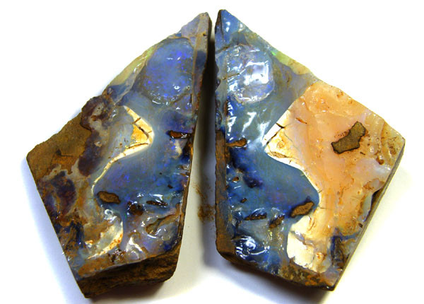 BEAUTIFULBOULDER OPAL SPLIT  3730   CTS  OM1354