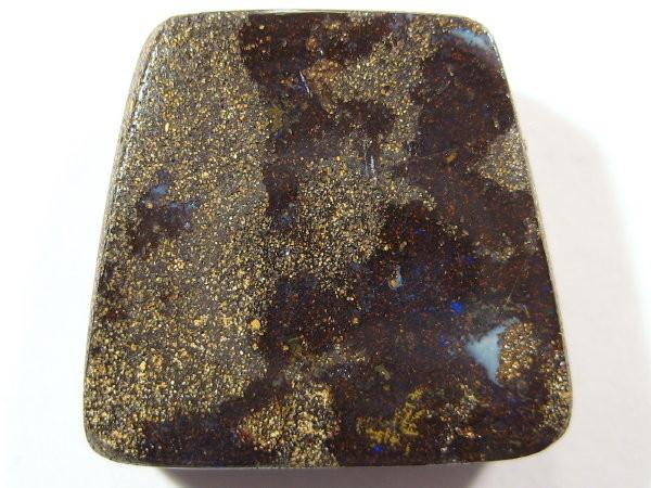 YowahRough-20.05Cts *-* Aussie Made- Boulder OPAL Pendant