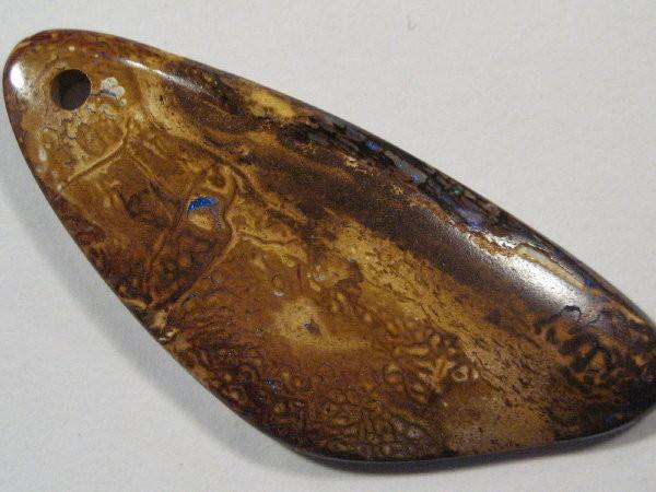 YowahOpals*14.60Cts Opal Pendant - Australian Opal