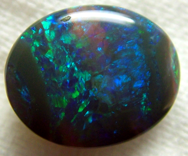 4 CTS SOLID BLACK OPAL L RIDGE  NC-85