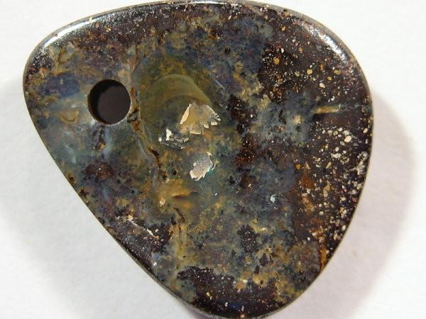YowahOpals*7.45Cts Opal Pendant - Australian Opal