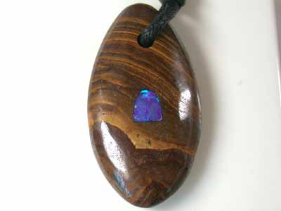 NEW MODERN OPAL PENDANT 58 CARATS FREE SHIPPING R662