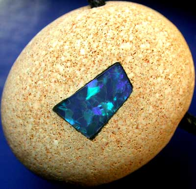 ''NEW LINE' OPAL IN SHIN CRACKER.[ JP72 ] 57.97  CTS FROM SE