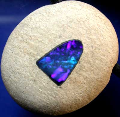 ''NEW LINE' OPAL IN SHIN CRACKER.[ JP99 ] 49.84  CTS FROM SE