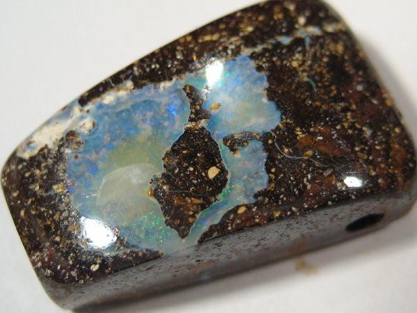 YowahOpals*18.80Cts Matrix Opal - Opal Pendant -
