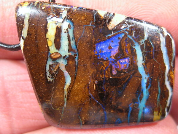 Opalized Woood or Wood replacement Opal, nice patterns.