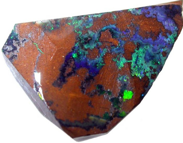 BOULDER ROUGH  FROM QUILPIE 15.6  CTS  [BY322 ]