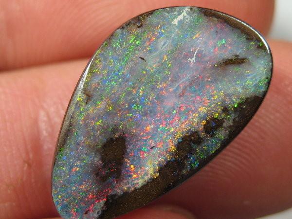 YowahOpals*13.20Cts Queensland Opal -Boulder Opal