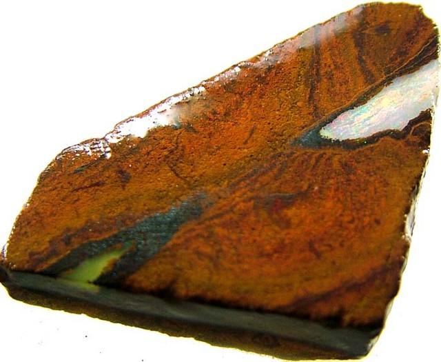 YOWA RUB -PRE SHAPED  ROUGH 47 CTS [BY431 ]