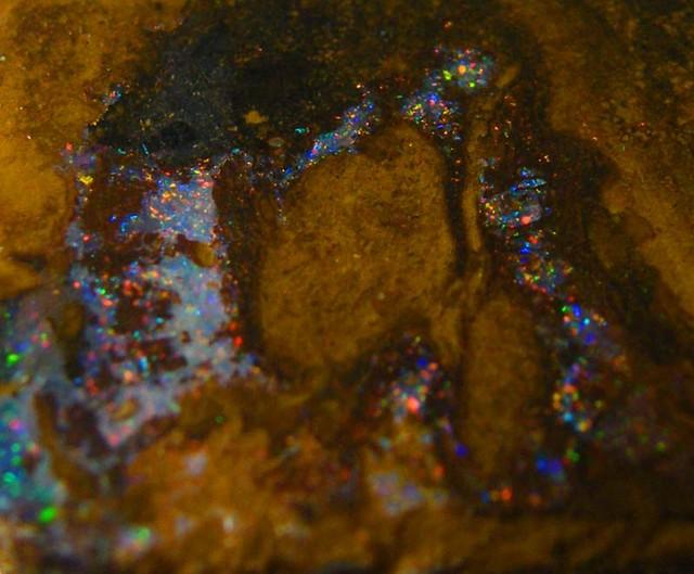 Grade B Yowah Opal Rough  63 CTS [RYB280]