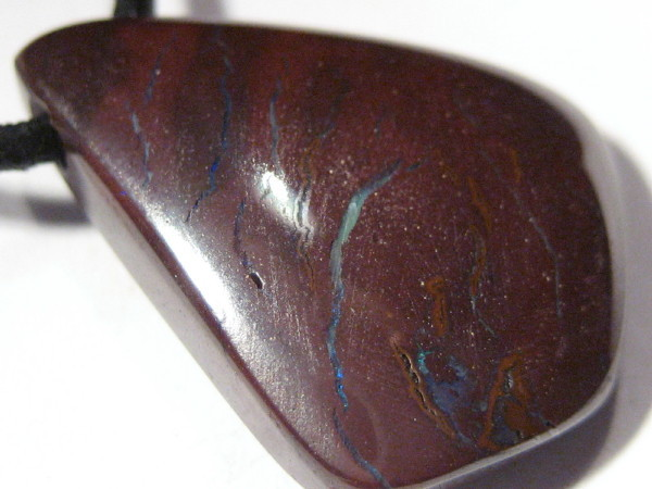 YowahOpals*16.70Cts 'Aussie' Drilled Boulder Opal