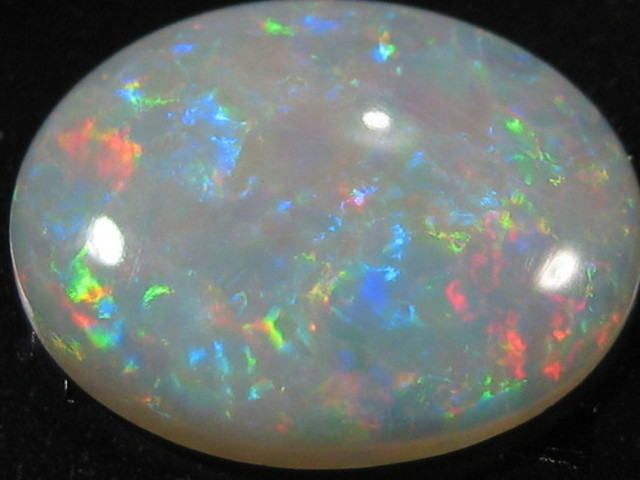 YOWAHOPALS*1.05ct Calibrated-Coober Pedy Opal(10x8mm Oval)