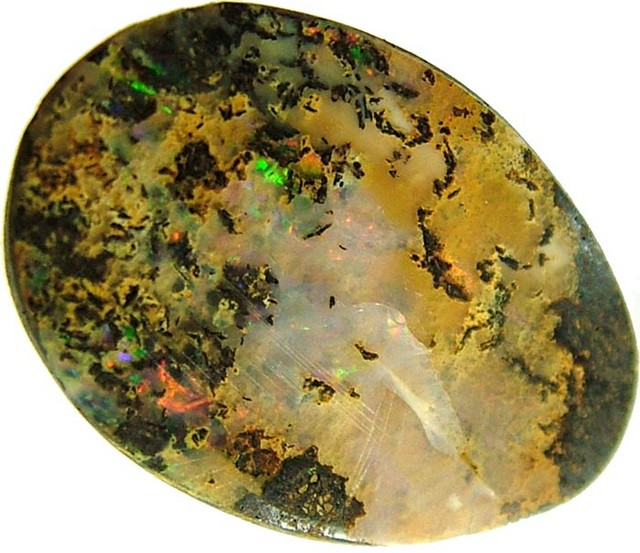 REDUCED PRICE QLD BOULDER OPAL 9.0 CTS [QS25]