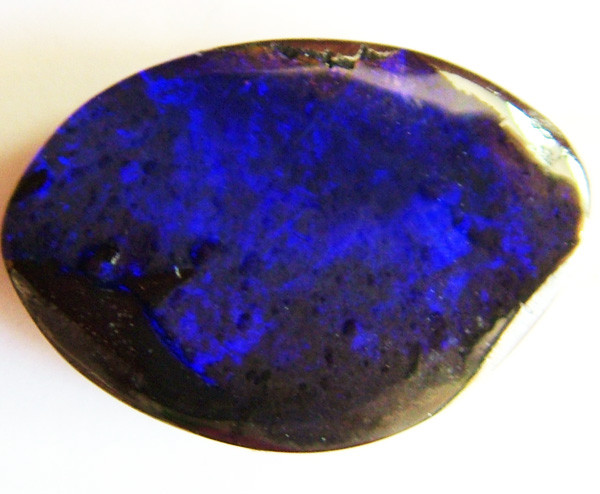 BEAUTIFUL  BOULDER OPAL 11CTS AS-328