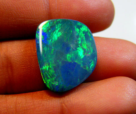 OPAL SHOWS FAR MORE SUNSET FIRE THAN IMAGES N MORE BRIGHTER