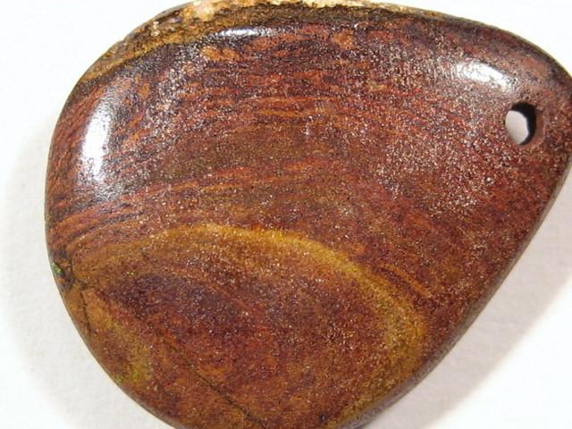 YowahOpals*14.45Cts Koroit Opal Field - DRILLED -