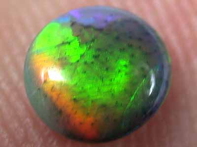 SOLID FIRE OPAL .70 CTS L2215