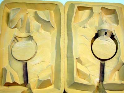 Rubber Moulding Handmade Designs SCO110