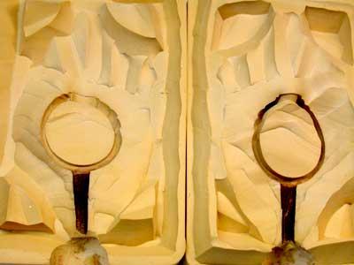 Rubber Moulding Handmade Designs SCO113