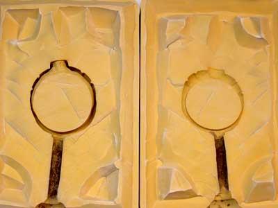 Rubber Moulding Handmade Designs SCO116