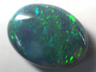 BLACK OPAL FIRE GREAT COLOUR 1.70CT B315